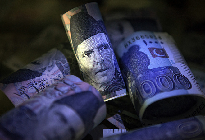 rupee stages modest recovery the correspondent.pk