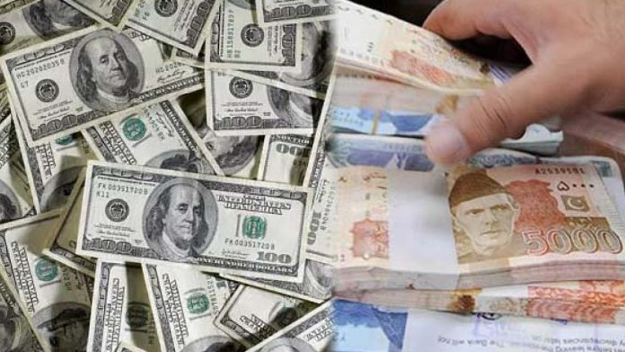 Rupee depreciation marks all-time lowest against dollar the correspondent pk